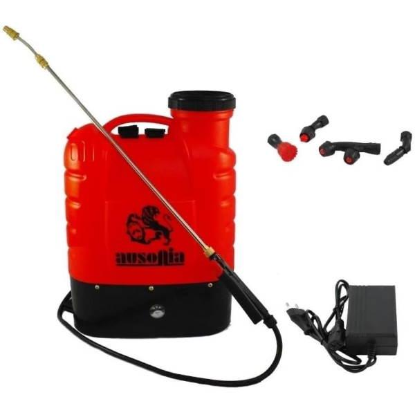 Pulvérisateur électrique Ausonia 10Ah avis